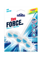 Five Force Kostka do WC