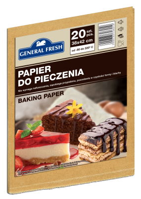 Papier do pieczenia